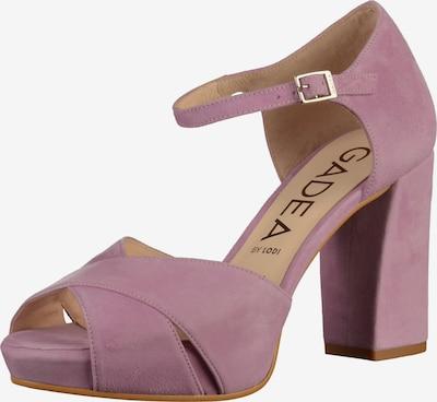 GADEA Sandale in lila, Produktansicht