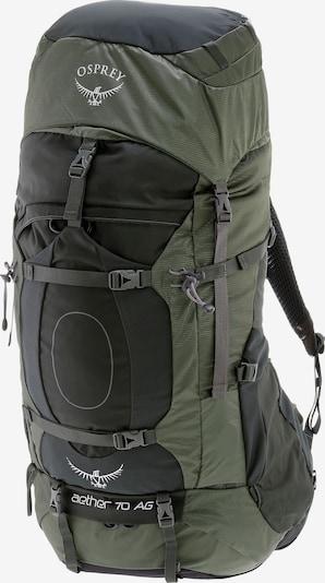 Osprey 'Aether AG 70L' Trekkingrucksack in oliv, Produktansicht