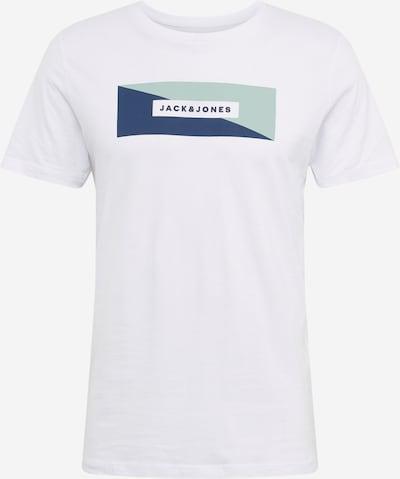 JACK & JONES Tričko 'JORFERGAL' - biela, Produkt