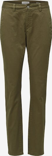 SELECTED FEMME Chino in oliv, Produktansicht