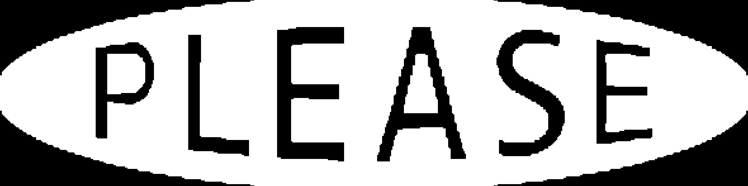 PLEASE Logo