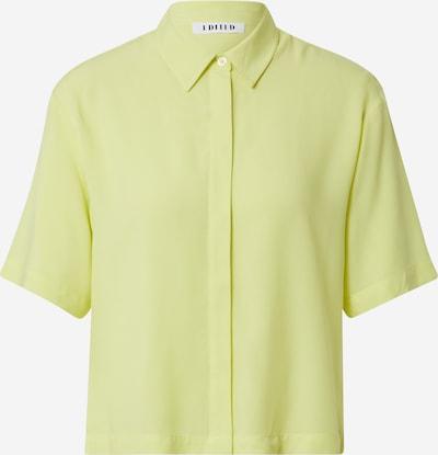 EDITED Bluza 'Halina' | rumena barva, Prikaz izdelka