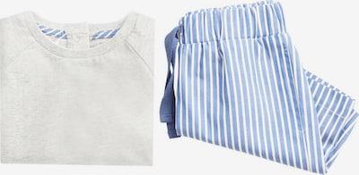 MANGO KIDS Pyžamo 'ALVARO' - modrá / bílá, Produkt