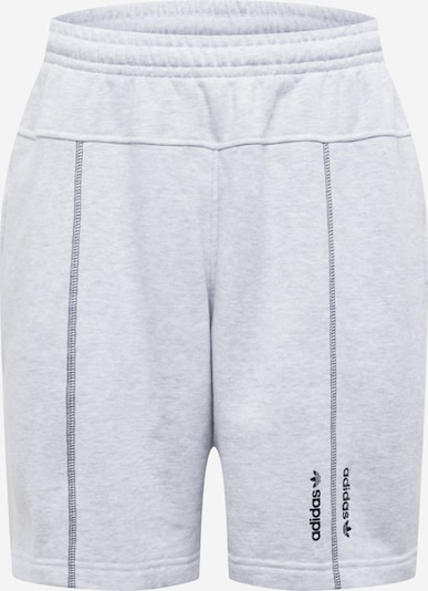 ADIDAS ORIGINALS Shorts in hellgrau, Produktansicht