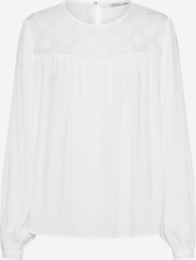 ONLY Bluse 'ONLMAY DOT' in weiß, Produktansicht