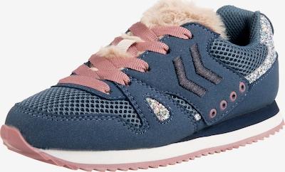Hummel Sneakers in dunkelblau, Produktansicht