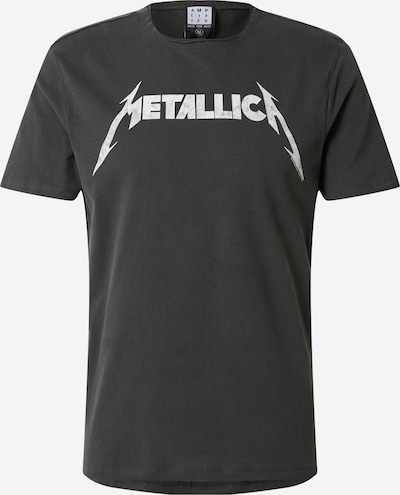 AMPLIFIED Shirt 'METALLICA' in dark grey, Item view