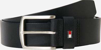 TOMMY HILFIGER Колан 'New Denton 4cm' в черно, Преглед на продукта