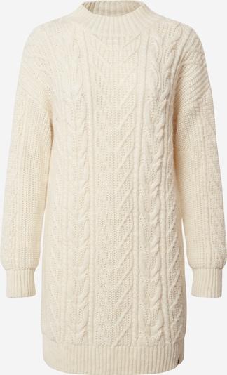 Superdry Robes en maille 'FLORENCE' en crème, Vue avec produit