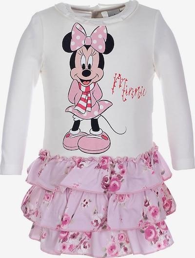 DISNEY Kleid 'Minnie Mouse' in weiß, Produktansicht