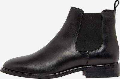 Bianco Chelsea Stiefel 'Jessica' in schwarz, Produktansicht
