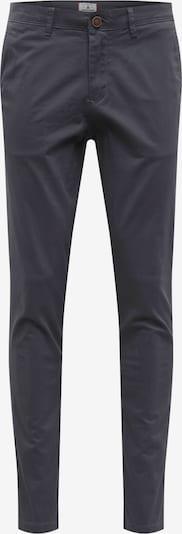 Chino stiliaus kelnės 'Marco Bowie' iš JACK & JONES , spalva - tamsiai pilka: Vaizdas iš priekio