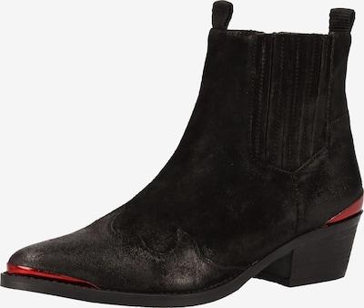 SPM Stiefelette in schwarz, Produktansicht
