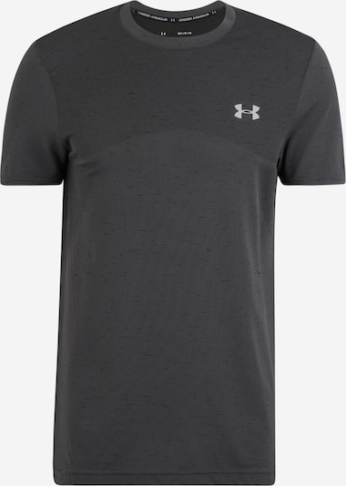 UNDER ARMOUR Sport-Shirt 'Seamless' in grau, Produktansicht