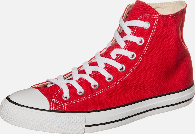 CONVERSE Chuck Taylor All Star Core High Sneaker in rot, Produktansicht