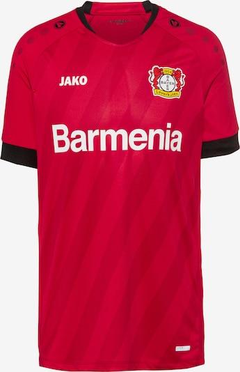 JAKO Fußballtrikot 'Bayer 04 Leverkusen 19/20 Heim' in rot / weiß, Produktansicht