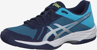 ASICS Schuhe 'Gel-Tactic' in nachtblau / aqua / silber, Produktansicht