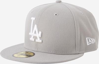 NEW ERA Pet '59FIFTY MLB  Basic Los Angeles' in de kleur Grijs, Productweergave