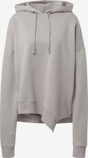 REEBOK Sweatshirt in taupe, Produktansicht