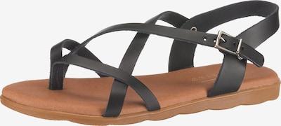 Paul Vesterbro Sandalen in schwarz, Produktansicht
