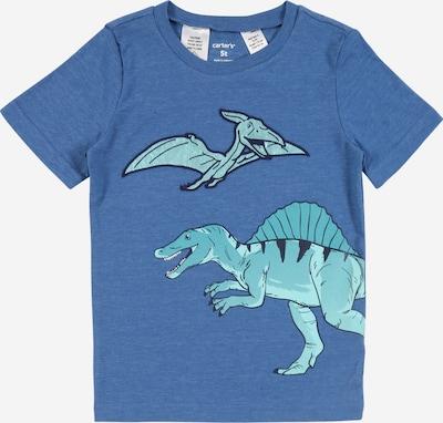 Carter's Shirt in blau, Produktansicht