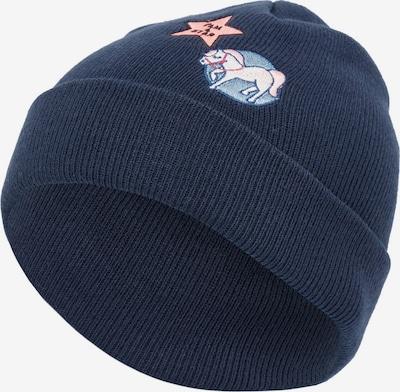 NAME IT Mütze in blau / navy, Produktansicht