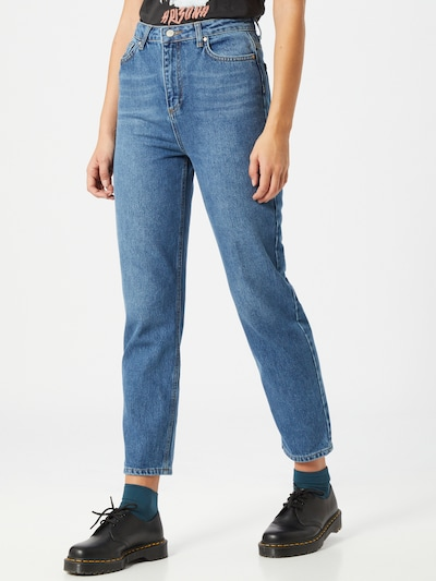Trendyol Jeans in blue denim, Modelansicht
