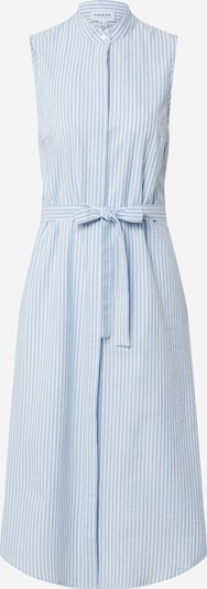VERO MODA Blousejurk 'LYNN' in de kleur Blauw / Wit, Productweergave