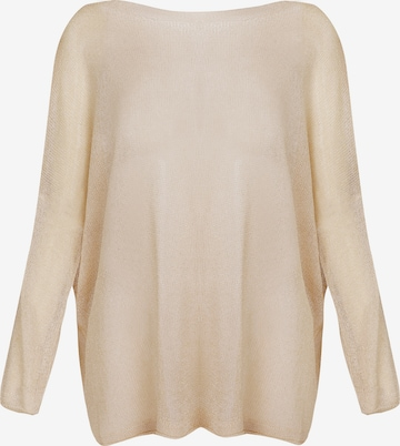 myMo at night Pullover in Gold