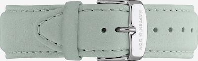 Kapten & Son Unisex-Uhrenarmbänder in hellgrün, Produktansicht