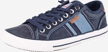 Dockers by Gerli Sneaker in Blau