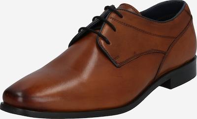 ABOUT YOU Chaussure à lacets 'Jason' en marron / cognac, Vue avec produit