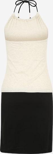 Rochie de vară Iriedaily pe ecru / negru: Privire frontală