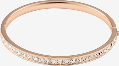 Ted Baker Ring 'CLEMARA: HINGE CRYSTAL BANGLE' in de kleur Rose-goud, Productweergave