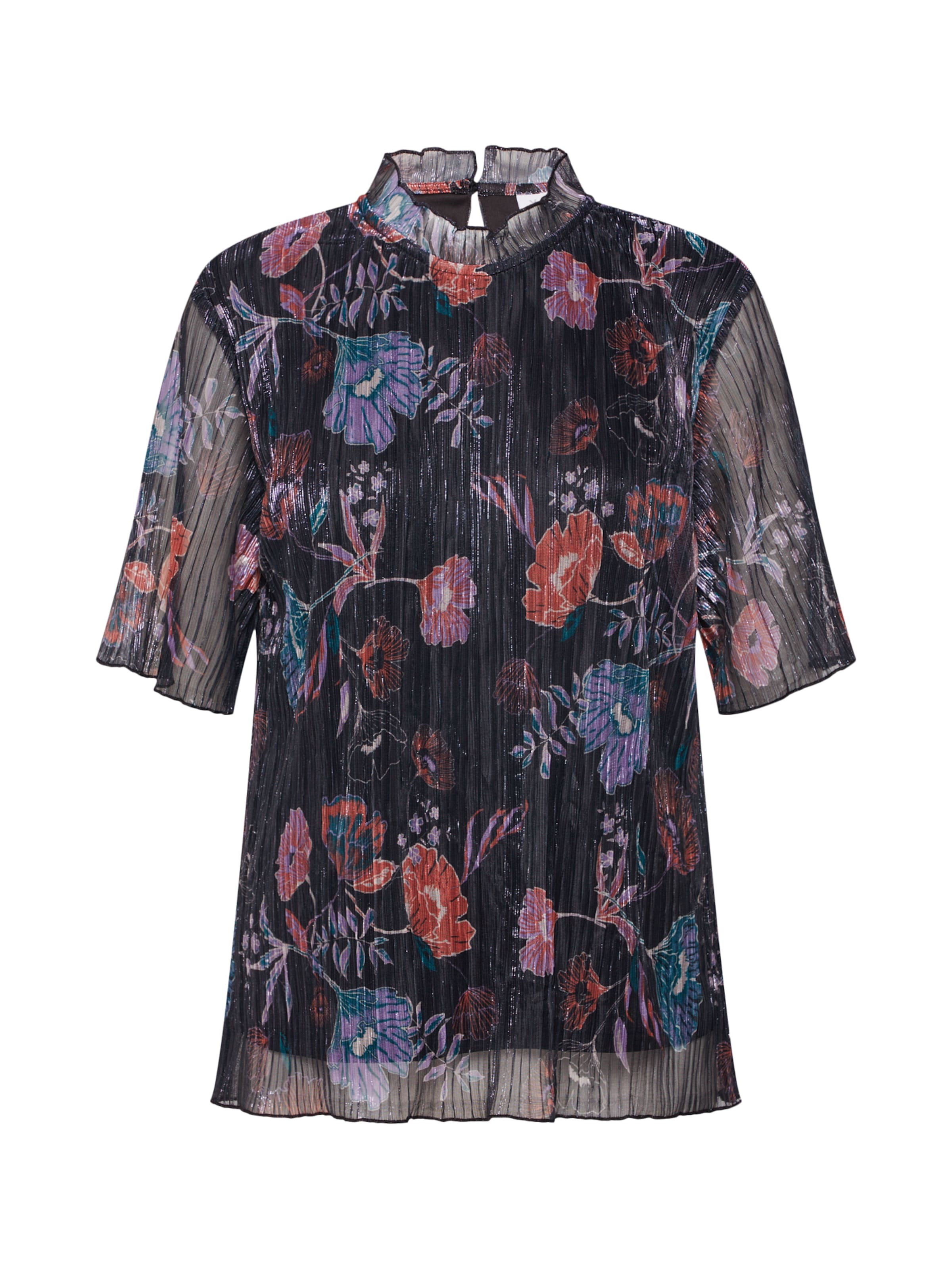 Vila Shirt In Shirt MischfarbenSchwarz Vila 'jasmine' 'jasmine' 8ym0ONnwPv