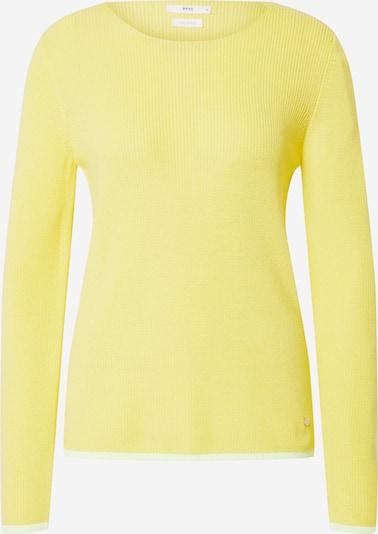 BRAX Pullover 'LIZ' in gelb, Produktansicht