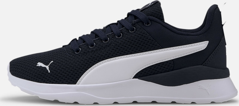 PUMA Sneaker 'Anzarun Lite' in dunkelblau weiß | ABOUT YOU