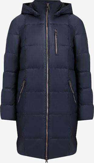Finn Flare Wintermantel in de kleur Kobaltblauw, Productweergave