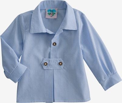 TURI LANDHAUS Trachtenhemd in hellblau, Produktansicht