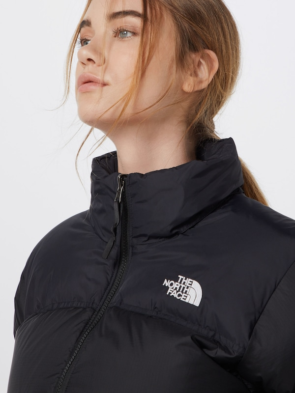 '1996 In The Nuptse' Retro Schwarz North Face Steppjacke YfyIv7b6g