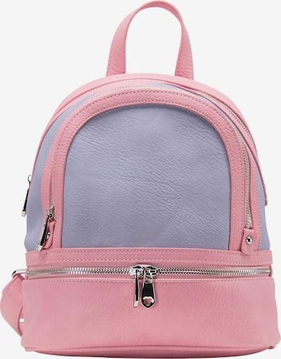 MYMO Rucksack in flieder / pink, Produktansicht