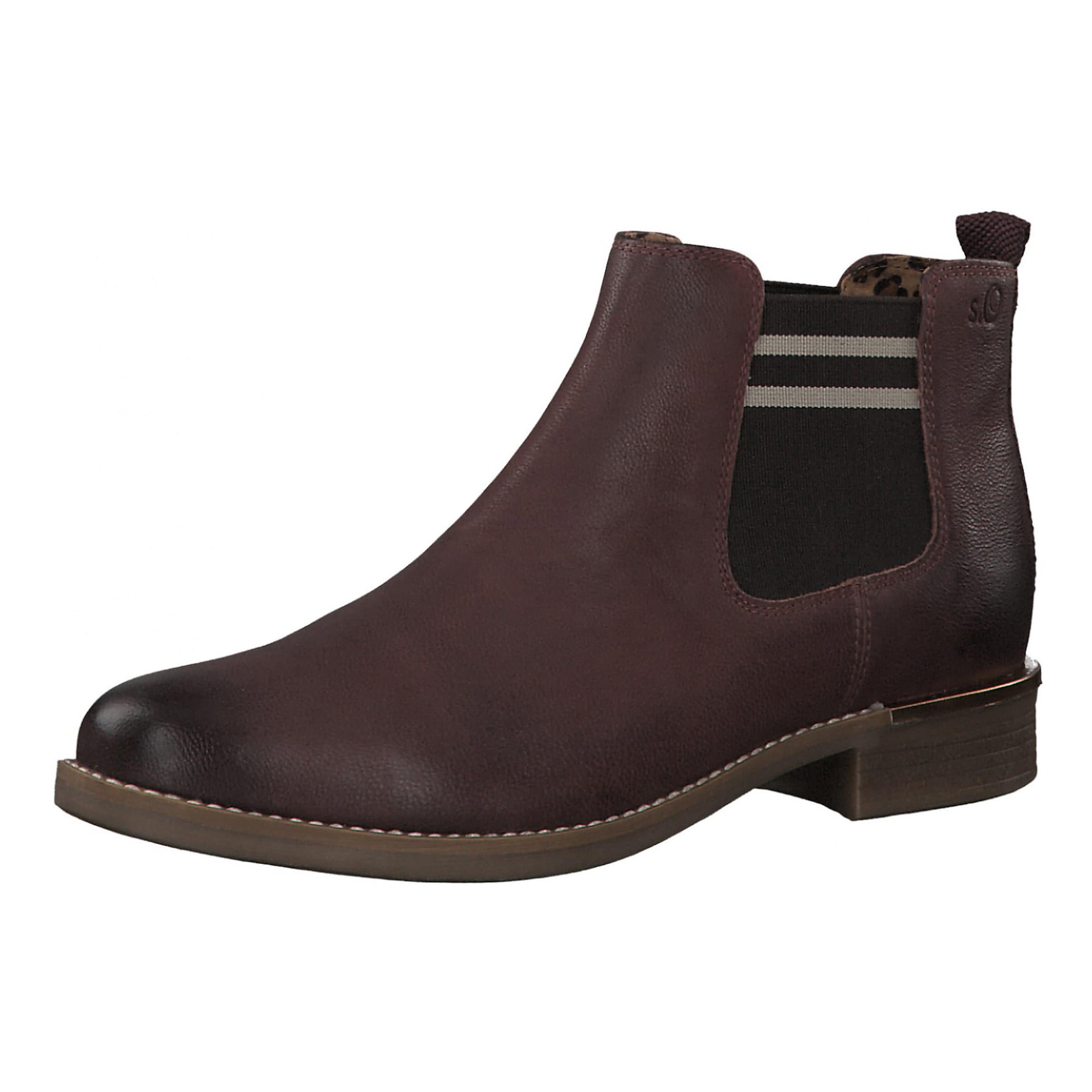 S Chelsea Eierschale oliver RotviolettSchwarz Boots In CxtshrdQ