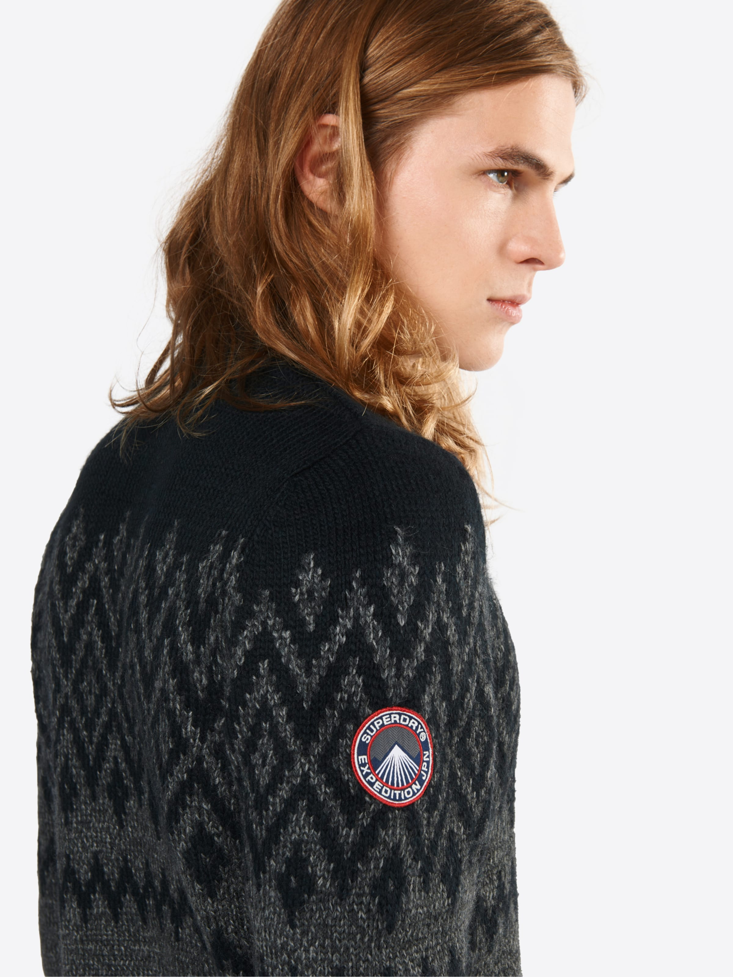 JUMPER' Superdry CHEVRON Pullover Pullover Superdry 'DIAMOND 1YCnqagC