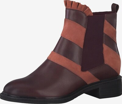 TAMARIS Chelsea Boot in pitaya / bordeaux, Produktansicht