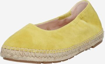 Fred de la BretoniÈre Espadrilles in Yellow