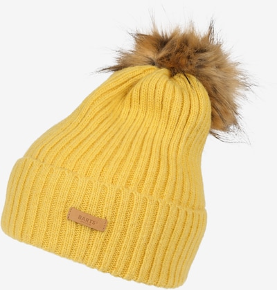 Barts Beanie 'Augusti' in yellow, Item view