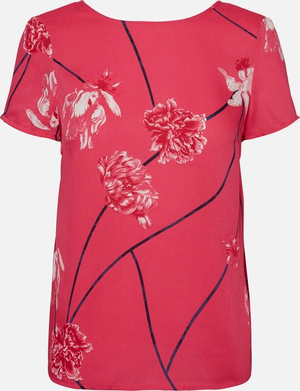 Vero Moda Flower Bodice With Short Sleeves