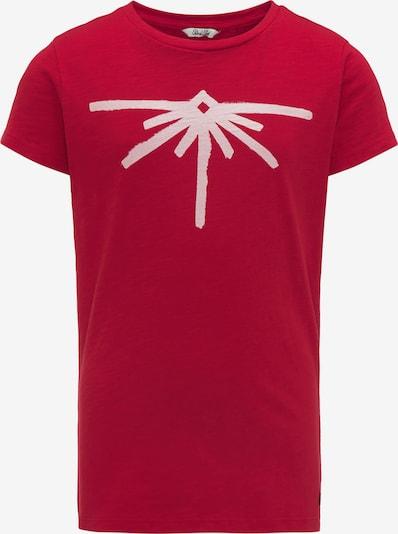 Petrol Industries Shirt in rot, Produktansicht
