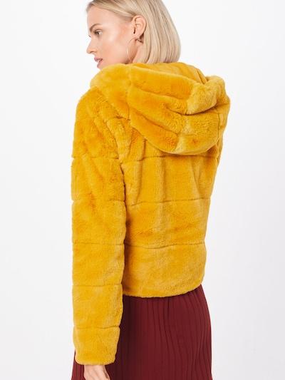 ONLY Jacke in gelb: Rückansicht