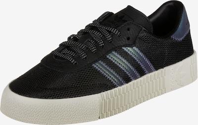 ADIDAS ORIGINALS Sneaker 'Sambarose' in schwarz, Produktansicht
